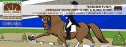 Dressage Test prep clinic & mock show @ Chikara Stables