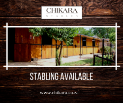 Stabling available